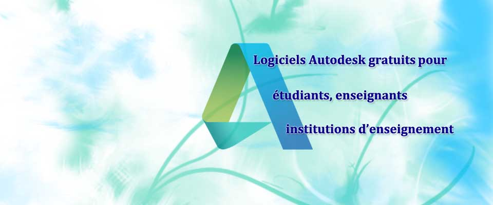 Free Autodesk software programmes for students, teachers and educational institutions  Read more